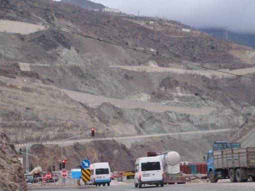 najtrudniejsza droga w turcji