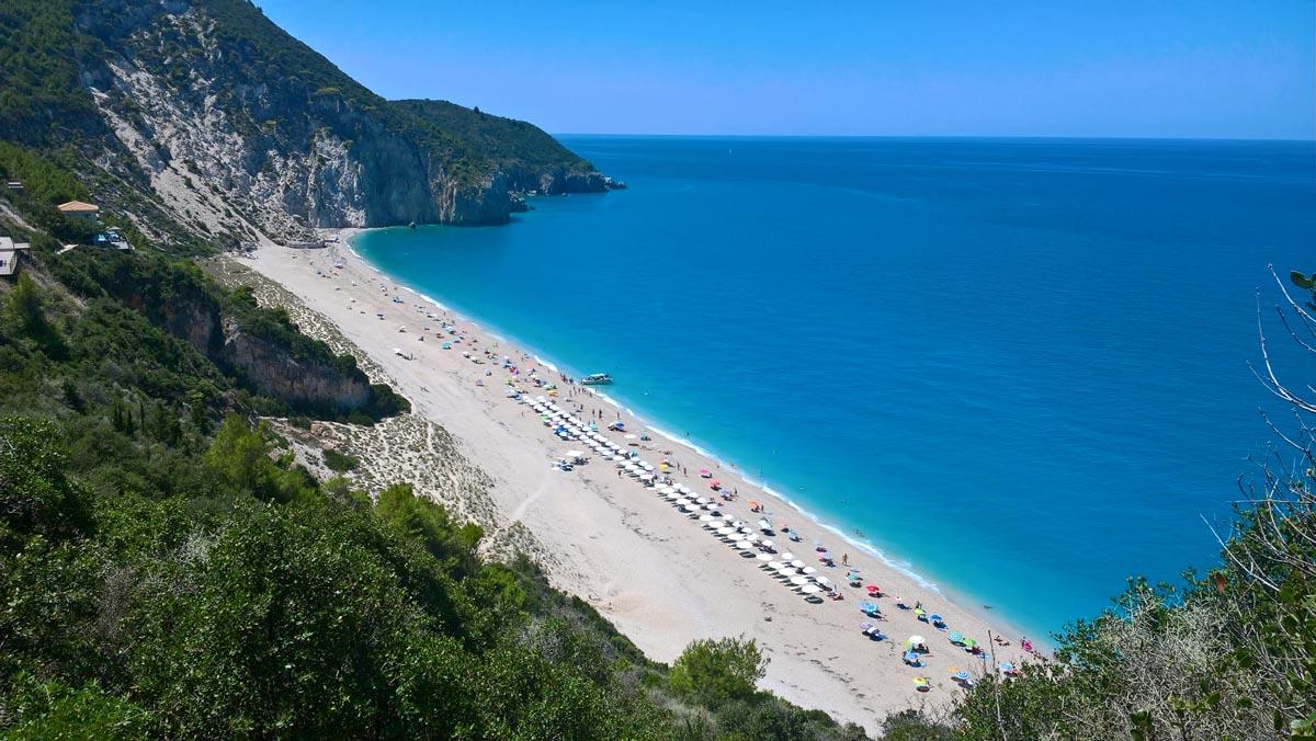 najlepsze plaze na swiecie lefkada grecja
