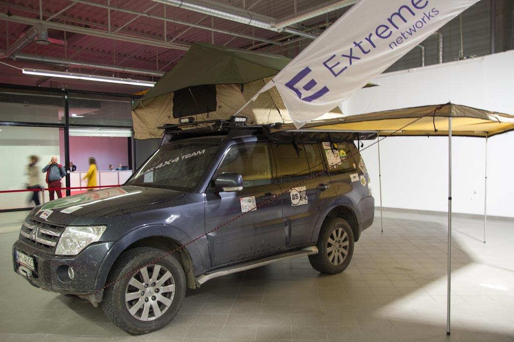 namiot dachowy blog podróżniczy