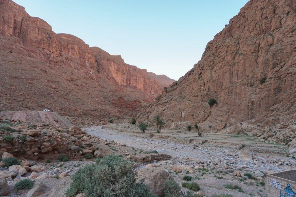 Maroko Marocco Atlas Mountains
