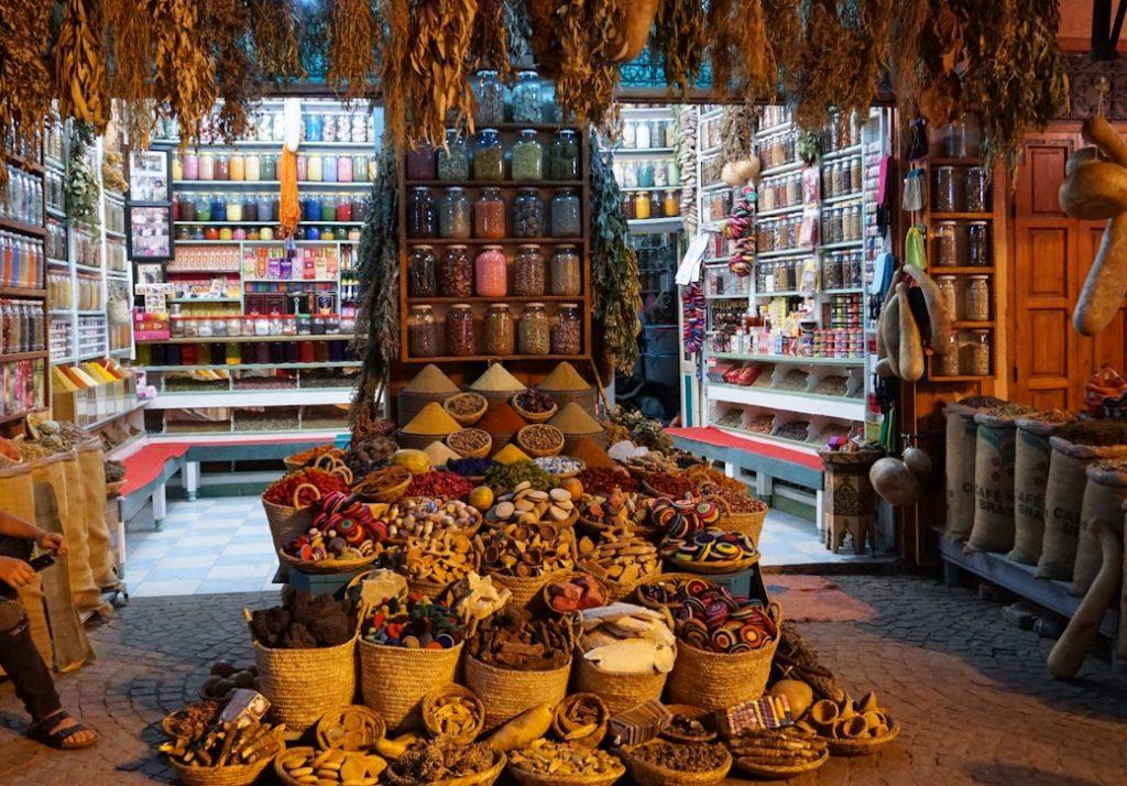 Maroko Marrakesz