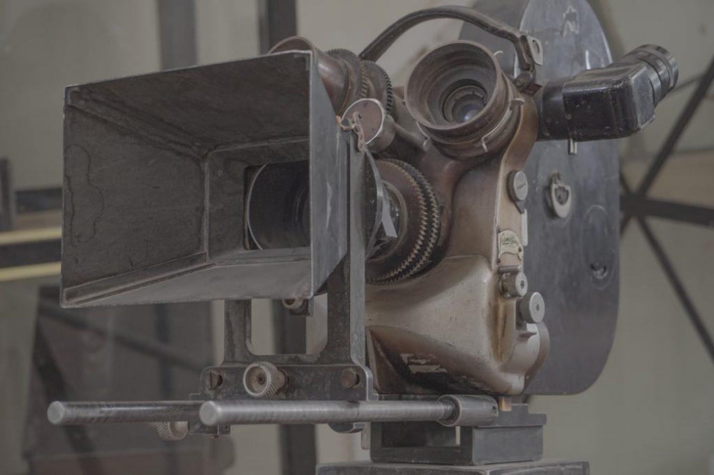 Kamera z Atlas Film Studio - Warzazat
