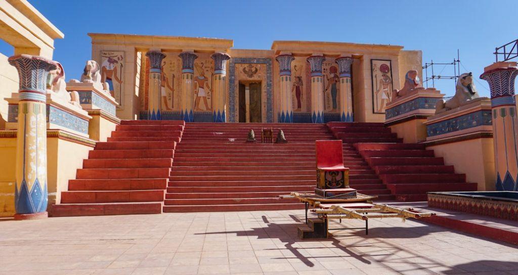 Kleopatra Atlas Film Studio toexplore Blog Podróżniczy