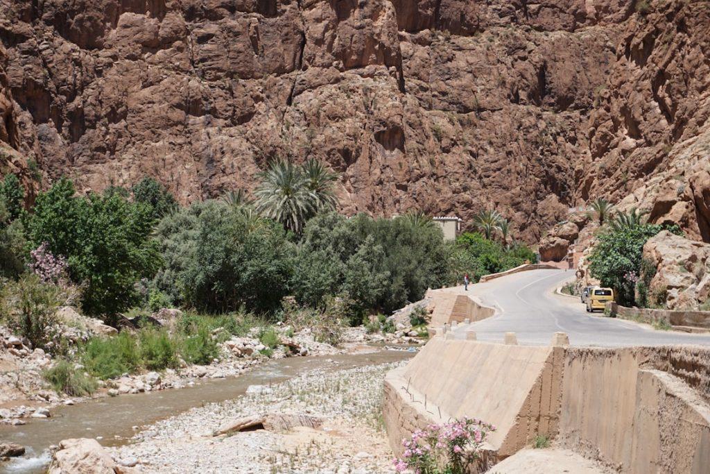 Todra Maroko