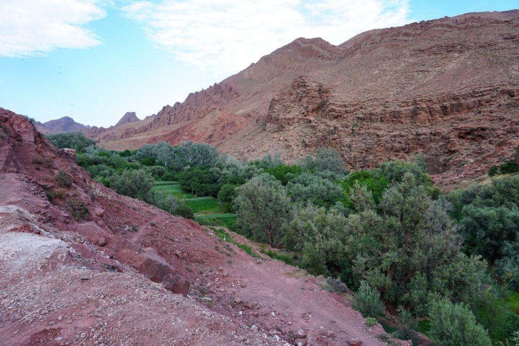 Dolina Dades - Maroko