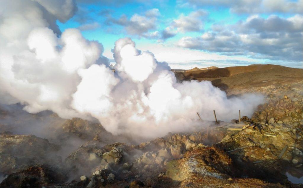 Gunnuhver Islandia
