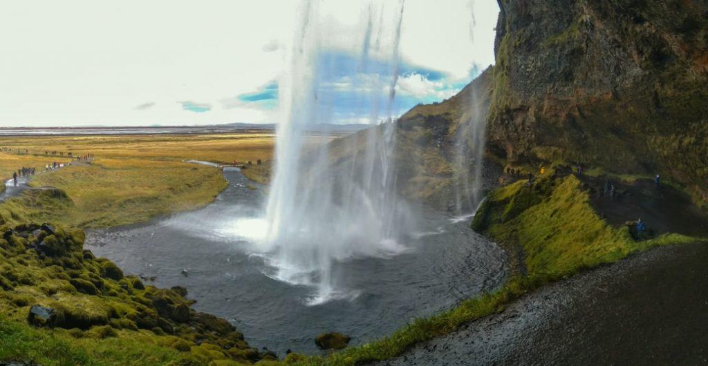 Seljalandsfoss wodospad