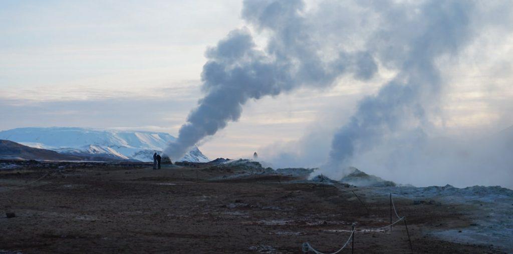Strefa Termalna Islandia